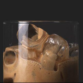 Caffe` in Ghiaccio